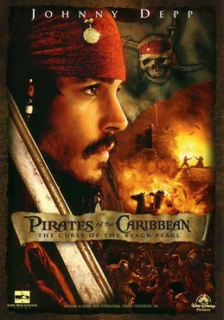 Смотреть онлайн Пираты Карибского моря: Проклятие черной жемчужины