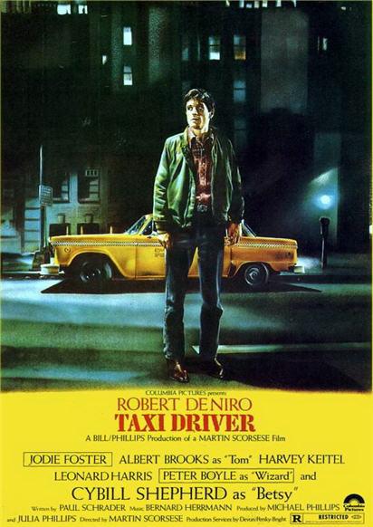 Смотреть онлайн Таксист \ Taxi Driver 1976
