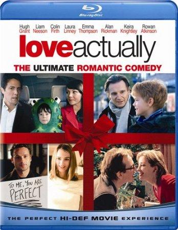 Смотреть онлайн Реальная любовь / Love Actually (2003) BDRip