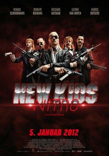 Смотреть онлайн Новые парни нитро / New Kids Nitro (2011)