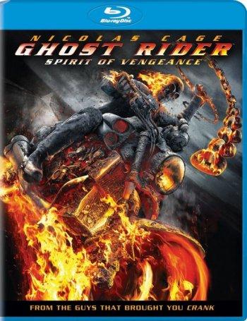 Смотреть онлайн Призрачный гонщик 2 / Ghost Rider: Spirit of Vengeance (2012)