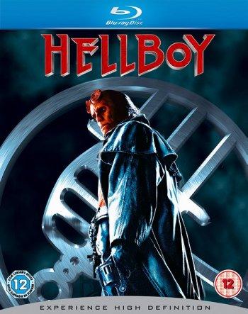 Смотреть онлайн Хеллбой: Герой из пекла / Hellboy (2004)
