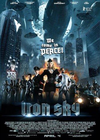 Смотреть онлайн Железное небо / Iron Sky (2012)