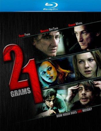 Смотреть онлайн 21 грамм / 21 Grams (2003)