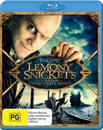 Смотреть онлайн Лемони Сникет: 33 несчастья / Lemony Snickets A Series of Unfortunate Events (2004)