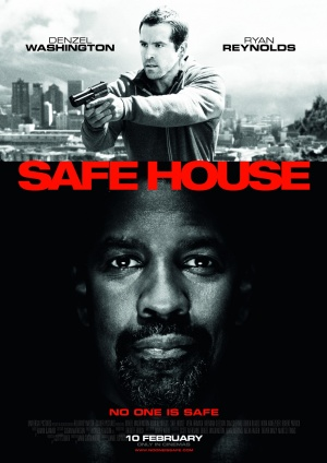 Смотреть онлайн Код доступа «Кейптаун» / Safe House (2012) CAMRip