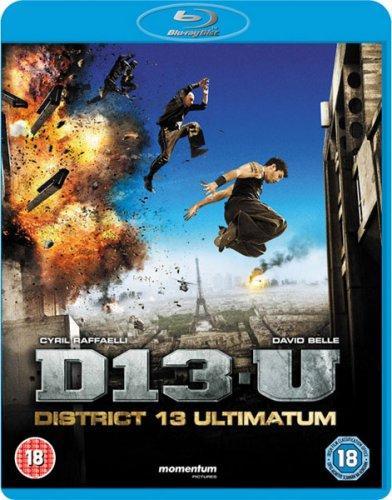 Смотреть онлайн 13-й район: Ультиматум / Banlieue 13 - Ultimatum (2009)
