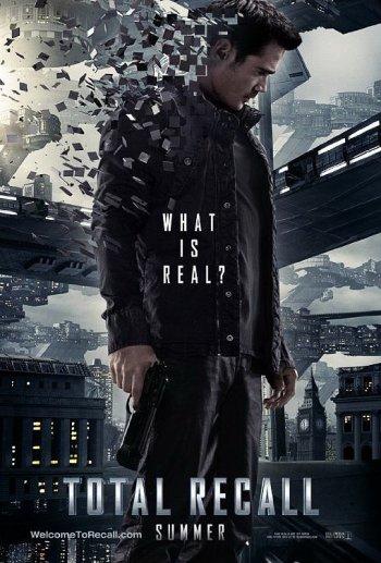 Смотреть онлайн Вспомнить всё / Total Recall (2012)