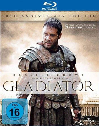 Смотреть онлайн Гладиатор (2000)