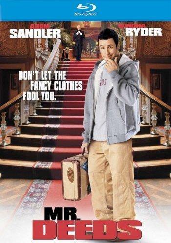 Смотреть онлайн Миллионер поневоле / Mr. Deeds (2002)