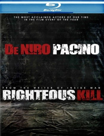 Право на убийство / Righteous Kill (2008) онлайн