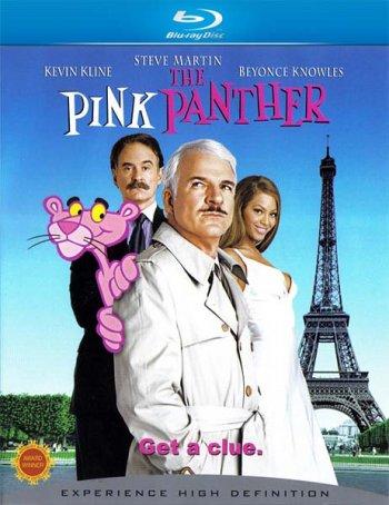 Смотреть онлайн Розовая пантера / The Pink Panther (2006)