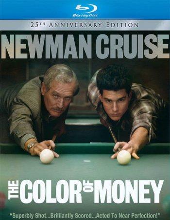 Смотреть онлайн Цвет денег / The Color of Money (1986)