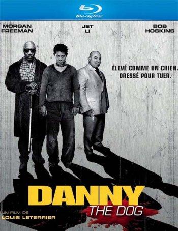 Смотреть онлайн Дэнни Цепной пес / Danny the Dog (2005)