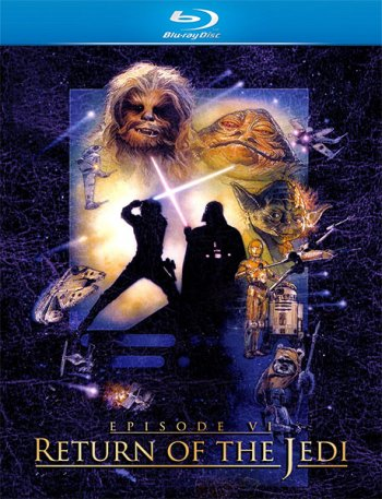Смотреть онлайн Звездные войны: Эпизод 6 - Возвращение Джедая / Star Wars: Episode VI - Return of the Jedi (1983)