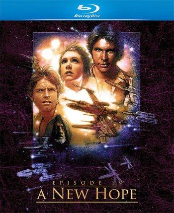 Смотреть онлайн Звездные войны: Эпизод 4 - Новая надежда / Star Wars: Episode IV - A New Hope (1977)