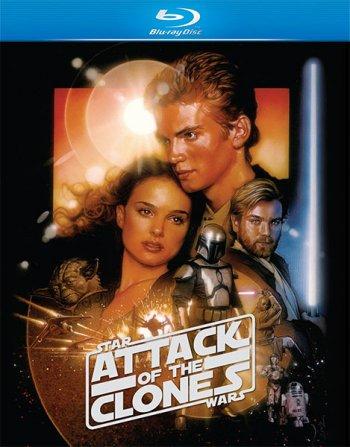 Смотреть онлайн Звездные войны: Эпизод 2 - Атака клонов / Star Wars: Episode II - Attack of the Clones (2002)