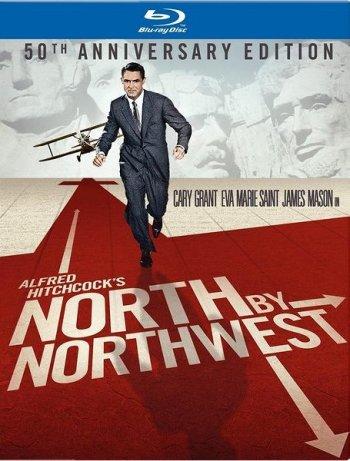 Смотреть онлайн На север через северо-запад / North by Northwest (1959)