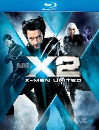 Смотреть онлайн Люди Икс 2 / X-Men 2 (2003)