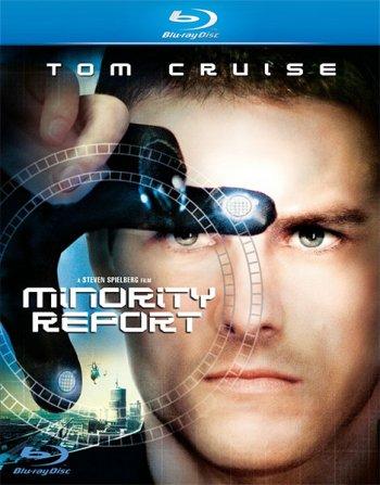 Смотреть онлайн Особое мнение / Minority Report (2002)
