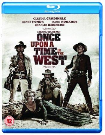 Смотреть онлайн Однажды на Диком Западе / Once Upon a Time in the West (1968)