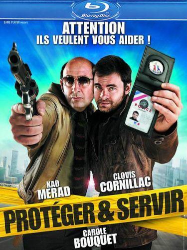 Смотреть онлайн Служить и защищать / Proteger & Servir (2010)