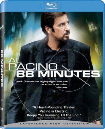 Смотреть онлайн 88 минут / 88 Minutes (2007)