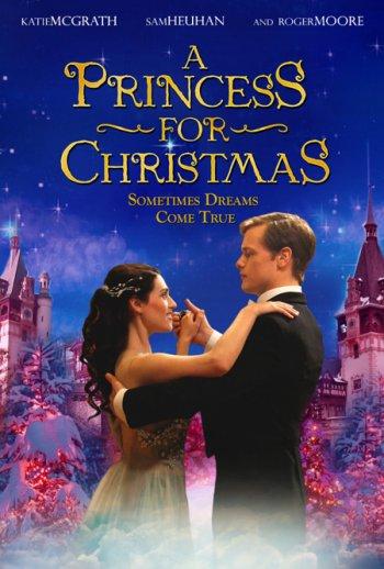 Смотреть онлайн Принцесса на Рождество / A Princess for Christmas (2011)