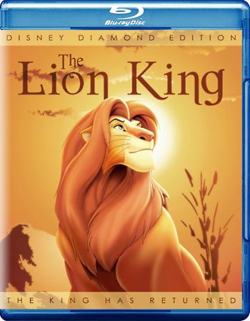 Смотреть онлайн Король Лев / The Lion King (1994)