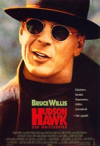 Смотреть онлайн Гудзонский ястреб / Hudson Hawk (1991)