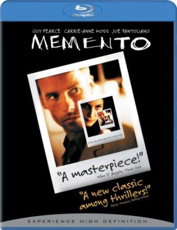 Смотреть онлайн Помни / Memento (2000) в хорошем качестве