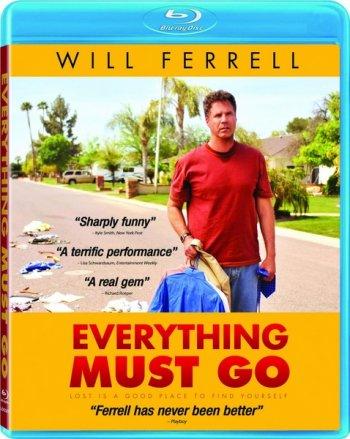 Смотреть онлайн Все путем / Everything Must Go (2010) бесплатные фильм