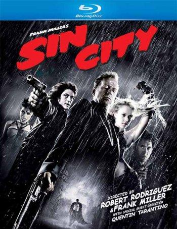 Смотреть онлайн Город Грехов / Sin City (2005)