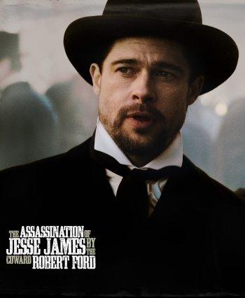 Смотреть онлайн Как трусливый Роберт Форд убил Джесси Джеймса / The Assassination of Jesse James by the Coward Robert Ford (2007)