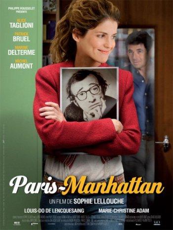 Смотреть онлайн Париж-Манхэттен / Paris-Manhattan (2012)