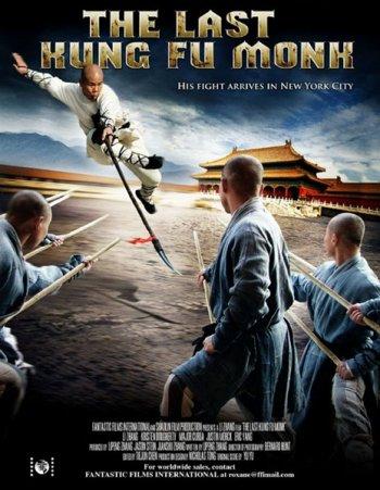 Смотреть онлайн Последний боец Шаолиня / Last Kung Fu Monk (2010)