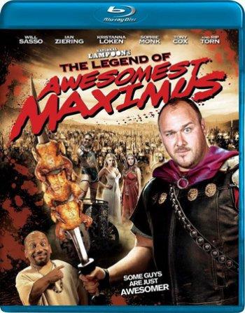 Смотреть онлайн Типа крутые спартанцы / The Legend of Awesomest Maximus (2011)