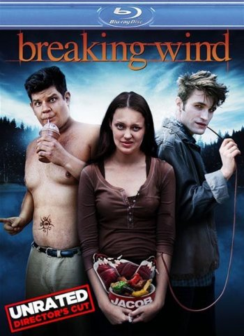 Вампирнутые / Сумерки: Ломая ветер / Breaking Wind (2011) онлайн