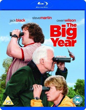 Смотреть онлайн Большой год / The Big Year (2011)