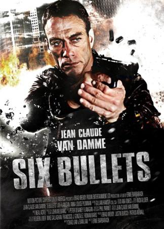 Смотреть онлайн Шесть пуль / 6 Bullets (2012)