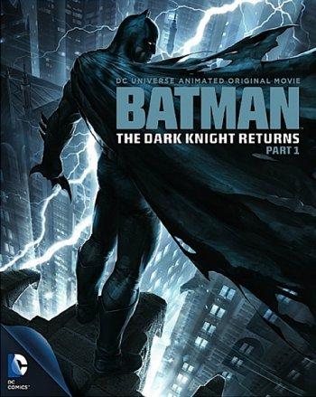Смотреть онлайн Бэтмен: Возвращение Темного рыцаря. Часть 1 (2012)