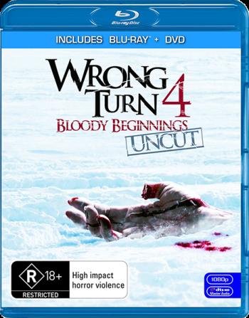 Смотреть онлайн Поворот не туда 4 / Wrong Turn 4 (2011)