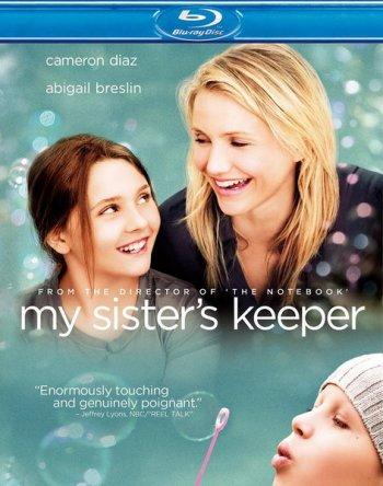 Смотреть онлайн Мой ангел-хранитель / My Sister's Keeper (2009)