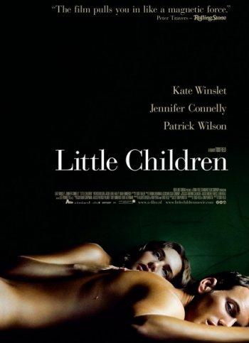Смотреть онлайн Как малые дети / Little Children (2006)