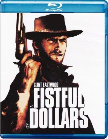 Смотреть онлайн За пригоршню долларов / Per un pugno di dollari / Fistful of dollars (1964)