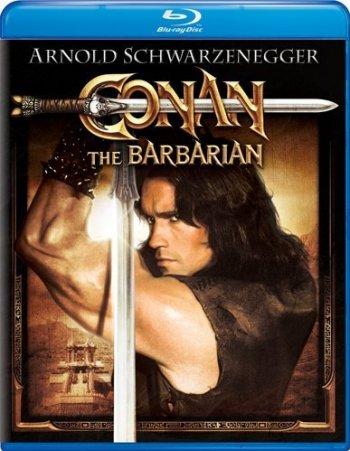 Смотреть онлайн Конан-варвар / Conan the Barbarian (1982)