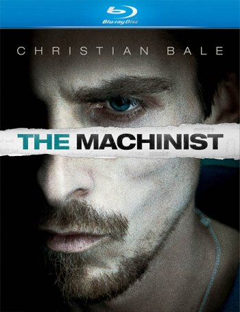 Смотреть онлайн Машинист / The Machinist (2004)