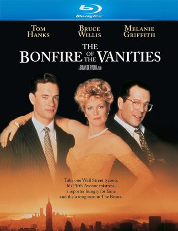 Смотреть онлайн Костер тщеславий / The Bonfire of the Vanities (1990)