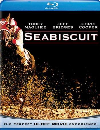 Смотреть онлайн Фаворит / Seabiscuit (2003)