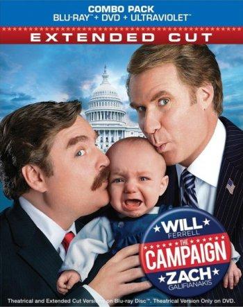 Смотреть онлайн Грязная кампания за честные выборы / The Campaign (2012)